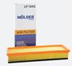 Фільтр повітр. Molder LF1342 (WA9411, LX1452, C3282, AP130/9)