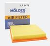 Фільтр повітр. Molder LF1476 (WA9558, LX1586, C27161, AP023/4)