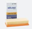 Фільтр повітр. Molder LF156 (WA6176, LX266, C2039, AP013)