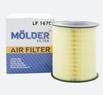 Фільтр повітр. Molder LF1670 (WA9567, LX1780/3, C161341, AK372/1)