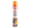Поліроль панелі, Nowax Spray 750ml-Orange,(12шт.)