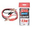 Провода-прикурювачі 200А, 2,5м, поліетиленовий пакет (20 шт/ящ)