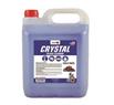 Очисник скла NOWAX CRYSTAL Glass Cleaner 5L концентрат 1:10 (4шт/уп)