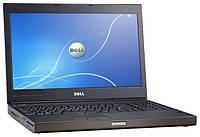 БВ Ноутбук Dell Precision M4700 FULL HD 15.6 i5-3340M 8 RAM 128 SSD nVidia Quadro K2000M 2Gb