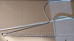 Граблины 6 мм спицы для граблей Солнышко оцинкованные