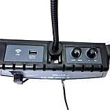 Кольцевая лампа RL-18 II 512 LED со штативом чехлом и пультом Кольцевое освещение для съемки набор блогера, фото 5