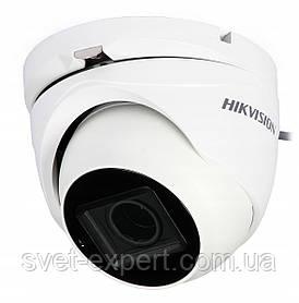 Turbo HD відеокамера Hikvision DS-2CE56H0T-IT3ZF