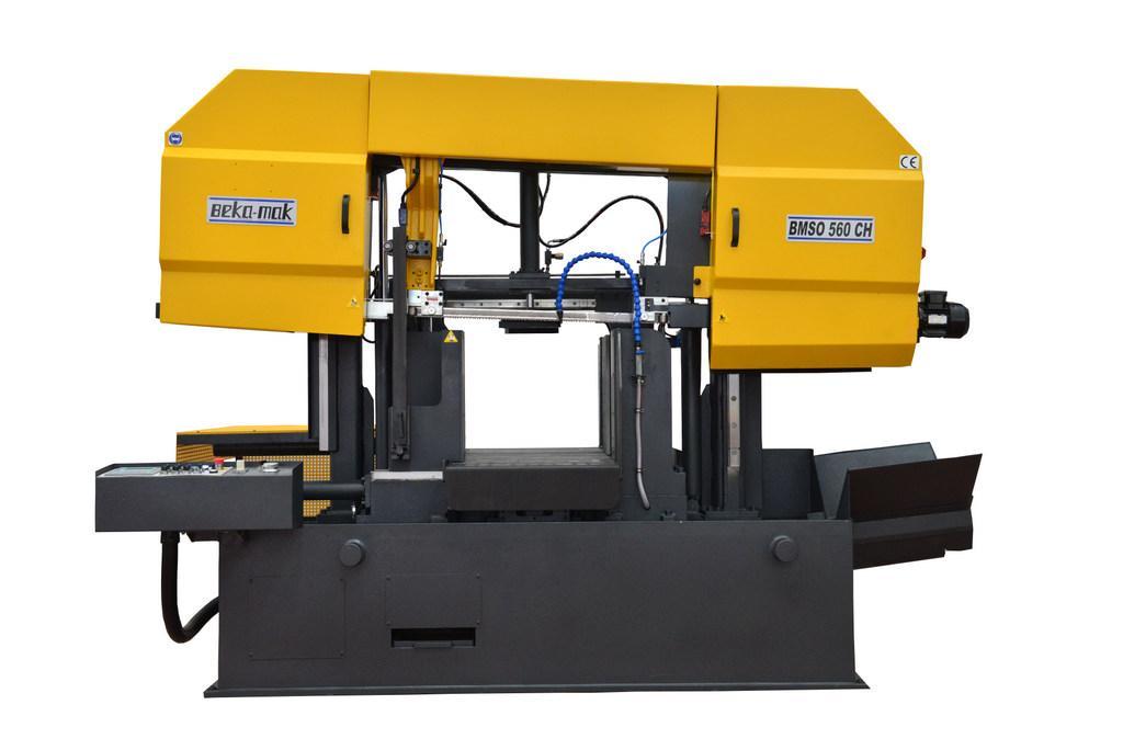 Автоматична двоколонна стрічкова пила по металу Beka-Mak  BMSO-560CH NC