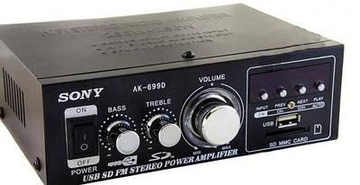 Підсилювачі звуку