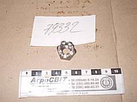 Гайка корончатая М10х1,25; стандарт ГОСТ 5918-70, класс прочности 6.0