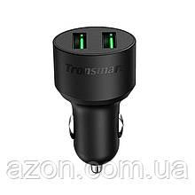 Tronsmart CC2TF, 36W, 2xUSB(Quick Charge 3.0, VoltIQ)