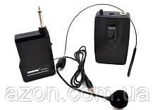 Радіомікрофон головний бездротова гарнітура для радіосистеми Max WM-707