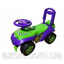 Чудомобіль Active Baby зелено-фіолетовий (013117-0202)