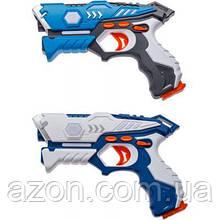 Іграшкова зброя Canhui Toys Набір лазерного зброї Laser Guns CSTAR-23 (2 пістолета) (BB8823A)