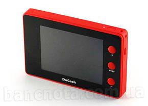 DoCash Micro IR Портативный видео-детектор валют, фото 2