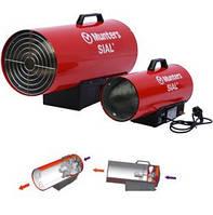 Обогреватели воздуха на природном газу от 30 кВт