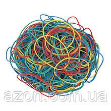 Гумки для грошей Delta by Axent assorted colors, 1000г (D4623)