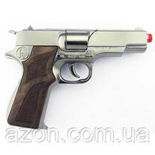 Іграшкова зброя Gonher Револьвер поліцейський 8-зарядний (125/0)