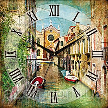 Настенные Часы Panorama Венеция