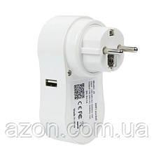 WI-FI розумна розетка smart socket J2