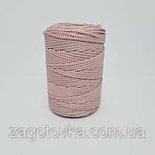 Полиэфирный шнур 3мм №47 Пыльная роза