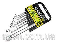 Набір ключів накидних 8 шт. 6 х22 мм. (ПК-2031-8) Alloid