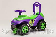 Чудомобіль Active Baby музичний Фіолетово-зелений