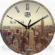 Настенные Часы Vintage Нью-Йорк