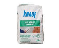 Штукатурно-кладочна суміш Knauf НР Старт Цемент 25кг