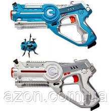 Іграшкова зброя Canhui Toys Набір лазерного зброї Canhui Toys Laser Guns CSTAR-03 (2 пі (BB8803G)