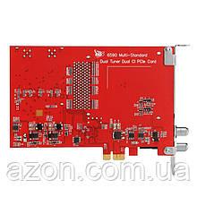 TBS6590 Multi-standard Dual Tuner PCIe CI