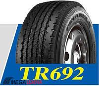 Шина на прицепную/рулевую ось 385/65R22.5 Triangle TR692