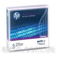 Дата-картридж HP LTO-6 Ultrium 6.25TB MP RW Data Cartridge (C7976A)
