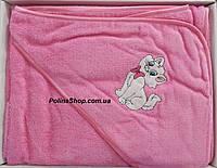 """Детское полотенце уголок для купания PHILIPPUS """"Кошечка"""""""