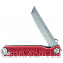 Нож StatGear Pocket Samurai Red (PKT-AL-RED)