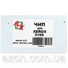 Чип для картриджа Xerox Phaser 3100 V2.07 JND смарт-карта AHK (1801591)