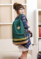 Модный городской рюкзак с пятачком