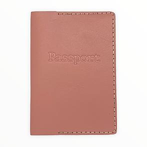 Кожаная обложка на паспорт, фото 2
