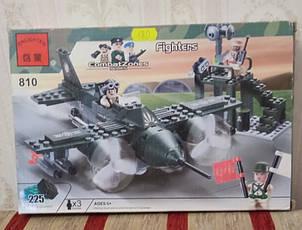 Конструктор самолёт combat 225 деталей, фото 2