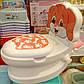 Детский горшок ''Рыжий пес'' 07-562, музыкальный, держатель для бумаги, в коробке, фото 2
