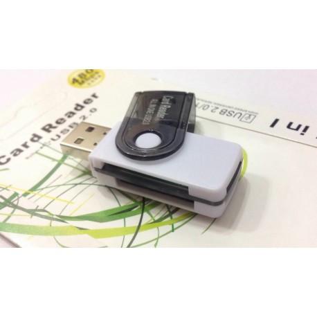 Card Reader USB 2.0/1.1