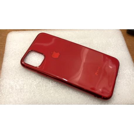 Силіконовий чохол Apple iPhone 11 Pro Max Червоний