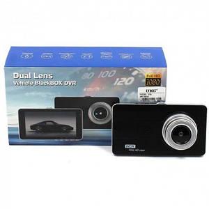 Автомобільний відеореєстратор з двома камерами DVR Z30