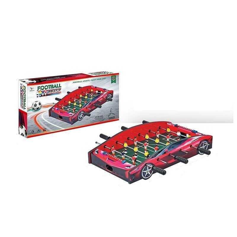 Класичний футбол на штангах, настільна гра зі шкалою ведення рахунку, дерев'яний корпус 2350