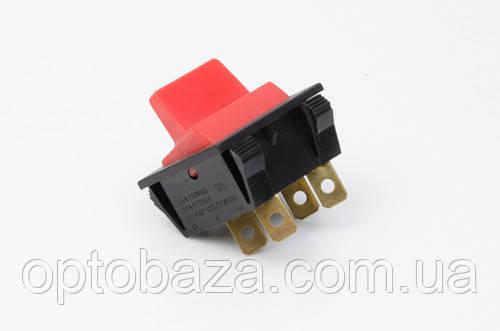 Кнопка Вкл/Выкл двигателя для генератора 5 кВт - 6 кВт