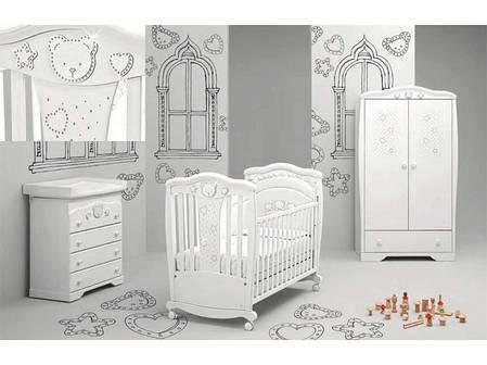 Комплект мебели для детской комнаты MIBB Magic, фото 2