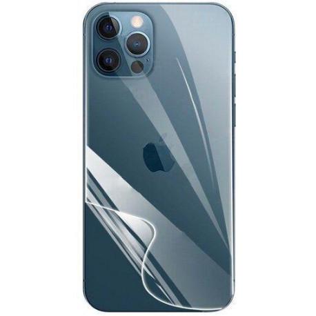 Защитная пленка для iPhone 12 Pro Max глянцевая задняя