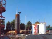 Строительство резервуаров, резервуарных парков для растительных масел и нефтебаз для хранения нефтепродуктов