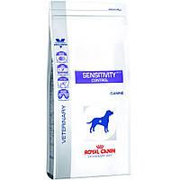 Royal Canin Sensitivity Control Dog корм для чувствительного пищеварения собак