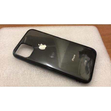 Силіконовий чохол Apple iPhone 11 Чорний